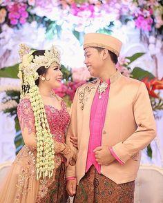 My wedding #Sundanese #traditional #wedding