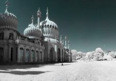 Brighton Pavillion. Looks as though its in India.