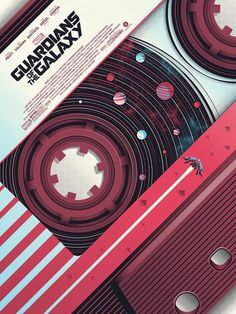 Guillaume Morellec Guardians Of The Galaxy art print poster Marvel Bottleneck Marvel Universe, Graphisches Design, Detail Design, Creative Design, Movie Poster Art, Print Poster, Film Poster Design, Design Posters, Poster Wall