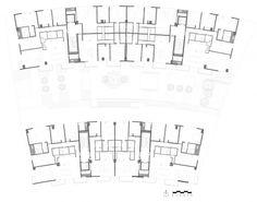 Level 5. Image Courtesy of JSª + DMG Arquitectos