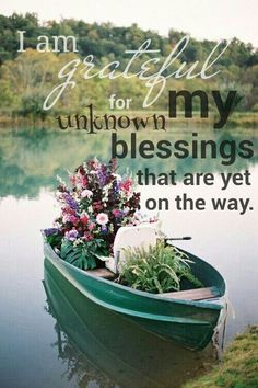 Today I am grateful for my future blessings that are on the way. Even though I may not see it yet, I will praise and thank God in advance for what He is going to do in my life. www.Facebook.com/theprettygirlslife