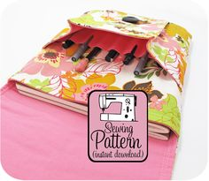Idea Pouch PDF Sewing Pattern Instant Download by michellepatterns, $8.00
