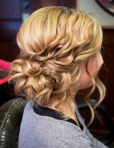 "Amazing Hairstyles for Every Occasion For Busy Ladies this is the cutest ""medium length hair style"" iv'e seen ♥"