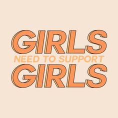 Imagen de girl, support, and feminism