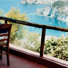 Living in Ponza, Italy