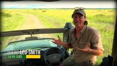 Live from the Mara with @BrentLeoSmith and Eggsy! Sunset drive 5-6-17 #safarilive