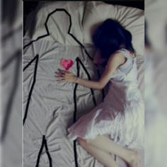we hate sleeping alone. I don't know if I love it but it says so much! I Miss Him, Miss You, Hate Sleeping Alone, Sleeping Alone Quotes, Lost Love, My Love, Ex Amor, Veuve, Long Distance Love