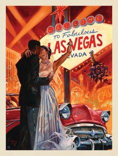 Anderson Design Group – The Kai Carpenter Collection – Las Vegas Wedding