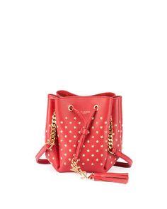 e28284af2387 Monogramme Small Star Studded Bucket Bag