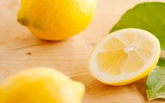 Lemons, A Natural Household Cleaner at PaulaDeen.com