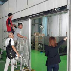Automatic Door Solution by PB Autodoor