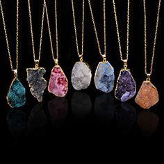 Κοσμήματα+Κρεμαστά+Κολιέ+Καθημερινά+/+Causal+Κράμα+1pc+Γυναικεία+Δώρα+Γάμου+–+EUR+€+10.71