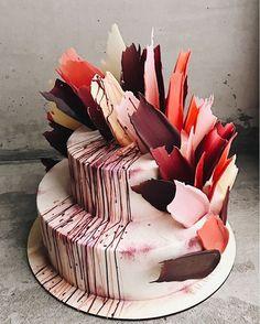 1,507 вподобань, 8 коментарів – Торты на заказ, кондитерская (@kalabasa) в Instagram: «Выбираем разные цветовые решения, именно поэтому наши Шоколадные перья каждый раз удивляют //Мы…»