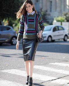What I wore for @chanelofficial 🇫🇷 O look de hoje pra assistir #Chanel! PH: do meu portuga favorito @goncaloasilva e make da linda @makeup_bymai