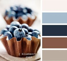 blueberry cups