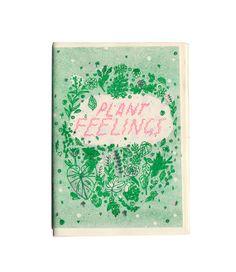 Plant Feelings Zine by ashleyronning on Etsy, $6.00