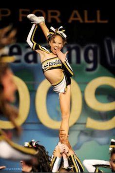 Best Cheerleader In The World