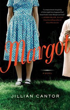 Margot-Jillian Cantor         Anne Frank has long been a symbol of bravery and hope, but there were two sisters hidden in the annex, two young Jewish girls, one a cultural icon made famous by her published diary and the other, nearly forgotten.