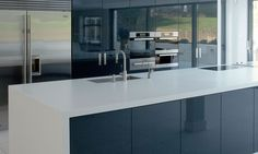 Pin by Kitchaus on Lacquer high gloss kitchen cabinet door | Pinterest | High gloss kitchen cabinets Gloss kitchen cabinets and High gloss & Pin by Kitchaus on Lacquer high gloss kitchen cabinet door ...
