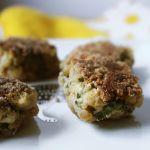 Buckwheat, Butternut Squash & Kale Bites