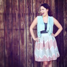 #wedgwoodskirt • Instagram photos and videos Straight Stitch, Chevron, Stitch Design, Wedgwood, Mint, Photo And Video, Skirts, Videos, Photos