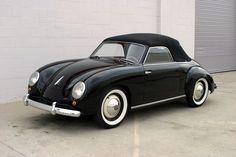 Photo: 1953 VW Dannenhauer und Stauss Cabriolet