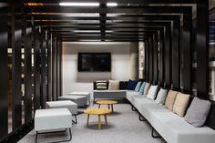 John Brown Media office by ThirdWay Interiors, London – UK » Retail Design Blog