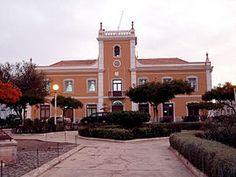 Cabo Verde Praia City hall