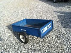 FORD LAWN MOWER CART Ford Tractors, Ford Pickup Trucks, Lawn Tractors, Lawn Mower Tractor, Garden Equipment, Old Fords, Vintage Tools, Farm Gardens, Weird And Wonderful