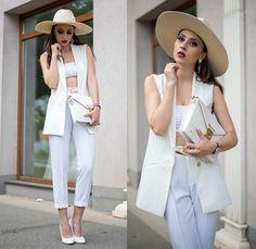 Cá tính với những mẫu áo vest gile nữ đẹp | Shop thời trang đẹp +