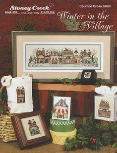 """Winter In The Village"" by Stoney Creek"