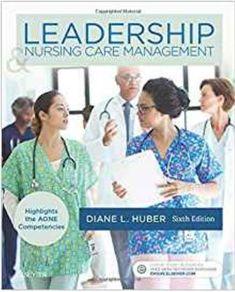 Test bank for Leadership and Nursing Care Management Edition by Diane Huber Nursing Leadership, Nursing Career, Nursing Schools, Data Dashboard, Management Books, Nursing Management, Project Management Templates, Nursing Programs, Free Reading