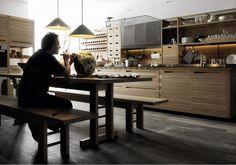 Kitchen cabinet - SineTempore / Valcucine