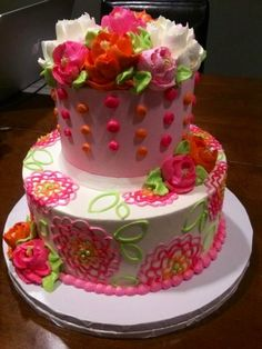 268 Best White Flower Cakes Images Flower Cakes Classic Cake