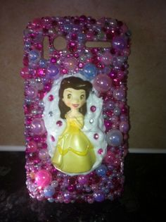 belle case  made for a customer