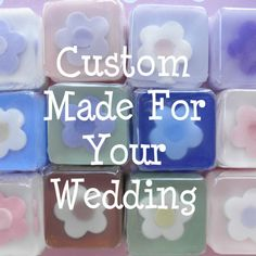 100 Custom Wedding Favors by SoapFavor on Etsy, $150.00