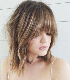 Die 44 Besten Bilder Von The Fringe Frisuren Mit Pony Hair Cut