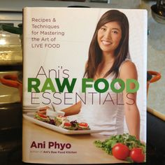 Sunfired raw food recipes from dr aris latham optimal well booktopia has anis raw food essentials recipes and techniques for mastering the art of live food by ani phyo buy a discounted paperback of anis raw food forumfinder Choice Image