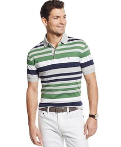 Tommy Hilfiger Andy Striped Polo