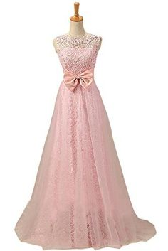 Sunvary 2015 Pink Jewel Lace Wedding Prom Evening Dresses for Brides Special Occ. Evening Dresses, Prom Dresses, Formal Dresses, Winter Dress Outfits, Special Occasion Dresses, Lace Wedding, Brides, Jewels, Pink
