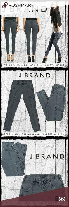 💥 J Brand Houlihan skinny cargo jeans Cargo Jeans, J Brand Jeans, Fashion Design, Fashion Tips, Fashion Trends, Stretch Jeans, Trials, Ankle, Skinny