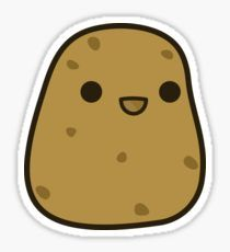 image result for kawaii potato cute potato kawaii potato cute stickers cute potato kawaii potato cute stickers