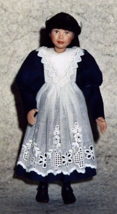 Marguerite by Connie Sauve of The China Doll