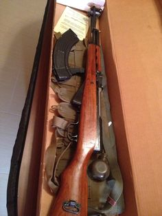 SKS in NIB .