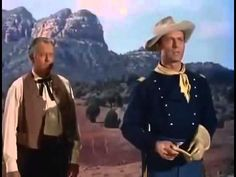 Western Cowboys Full length Free Indian Uprising 1952 George Montgomery