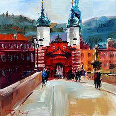 Jurij Frey: Heidelberg