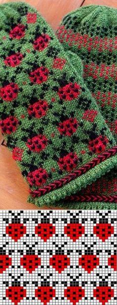 Irina: jacquard knitting
