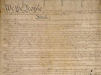 In school, we were taught, along with reading, 'riting, and 'rithmatic, how the Constitution is amended: an amendment must go before both houses of Congress and pass a two-thirds vote. But there's another way to change the Constitution, and it's hidden in plain sight in Article V, one that many of us have never even heard of.