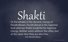 Shakti #spirituality