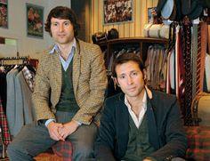 El Ganso afianza en España su propuesta de ropa british y se prepara para dar el salto al extranjero.   El triunfo de la moda 'dandy'